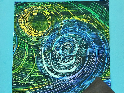 Parent's Time Off- Van Gogh Starry Night (3-10 Years)